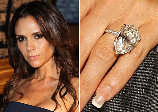 victoria beckham 39 s wedding ring style folio jewelry. Black Bedroom Furniture Sets. Home Design Ideas