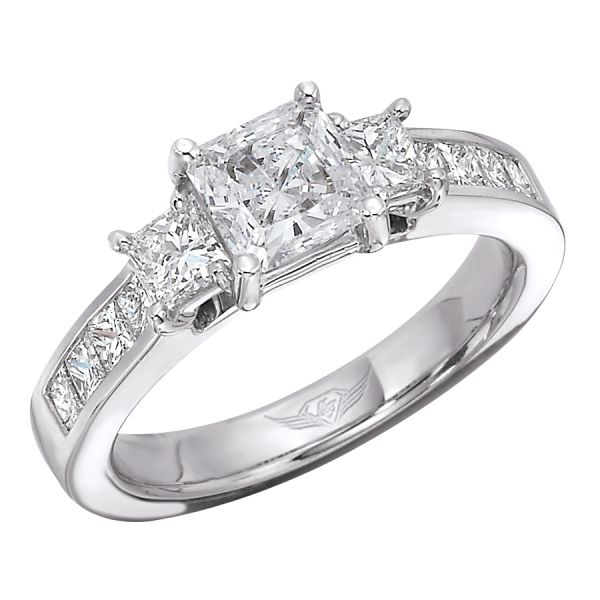 Three Classic Engagement Ring Styles Style Folio Jewelry